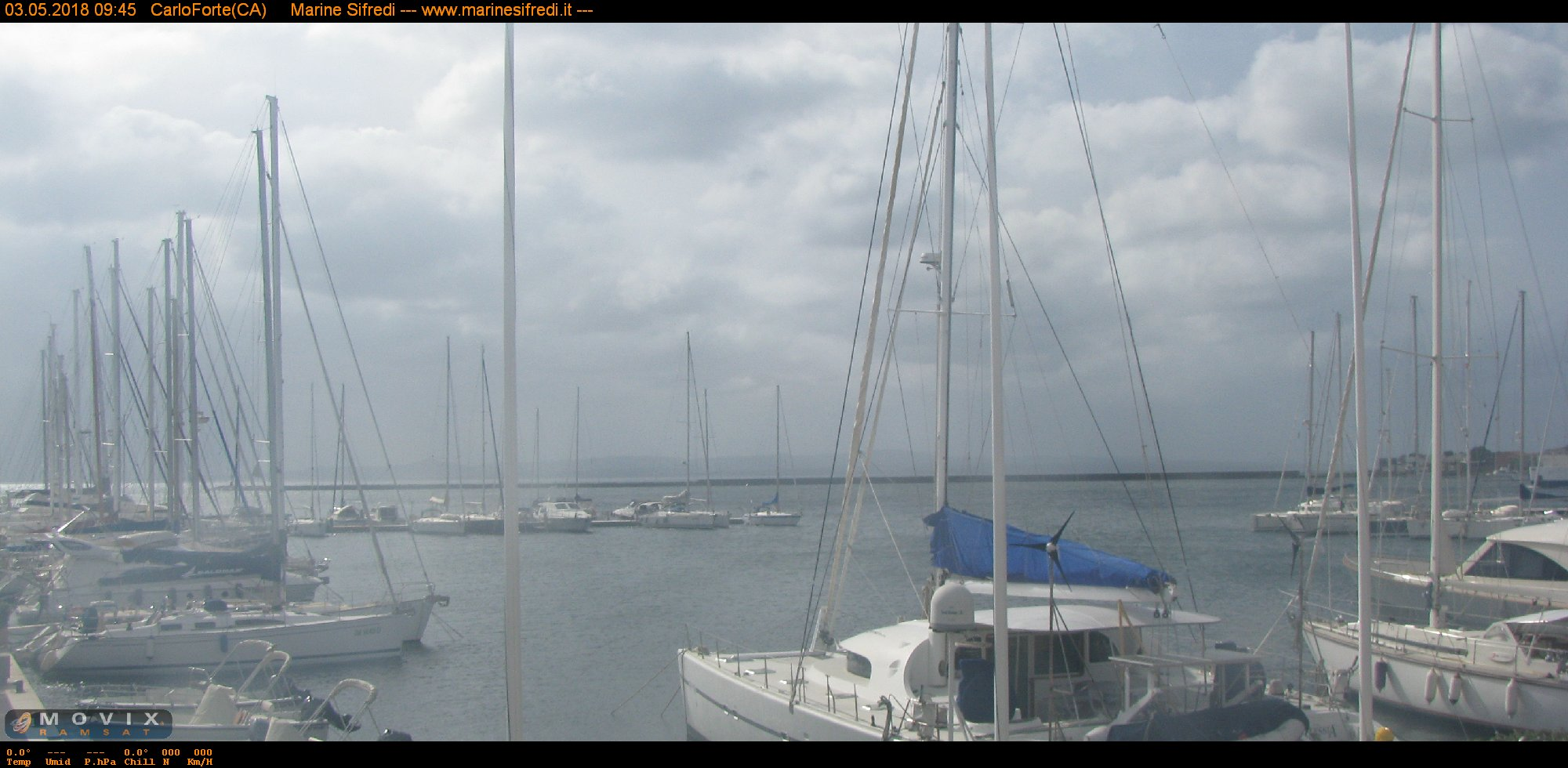 Webcam Carloforte Marina